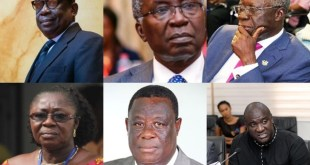 Pressure is being mounted on President Akufo-Addo to drop some appointees in his 2nd term