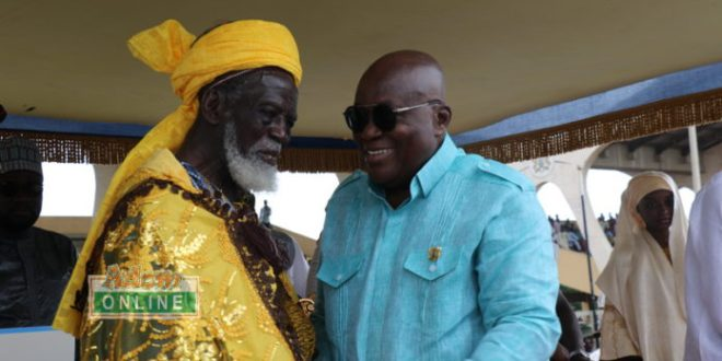 Chief Imam sends important message to Akufo-Addo