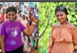 Meet the beautiful Ghanaian lady who has 2 female reproductive organs