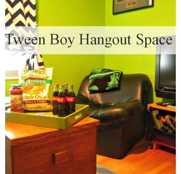 Room Transition Gives Tween a Cool Hangout