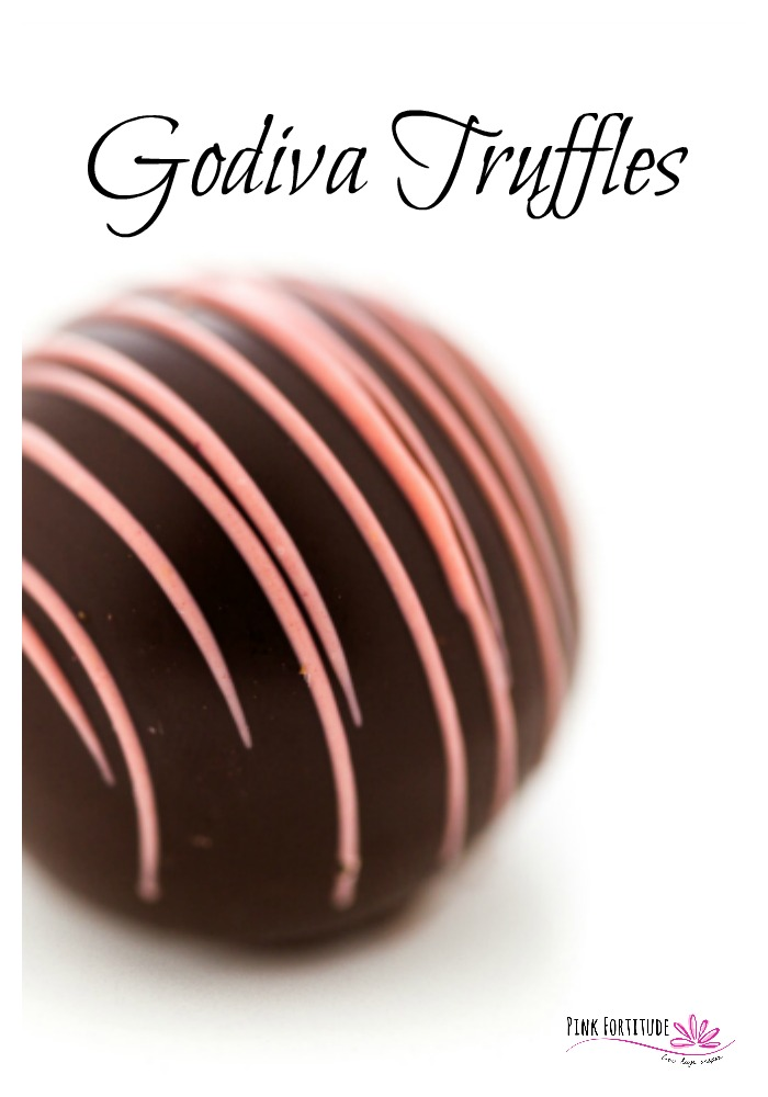 Who doesn't love Godiva chocolate on Valentines Day?!?  This is the best Godiva Chocolate Truffle recipe out there.  Trust me.