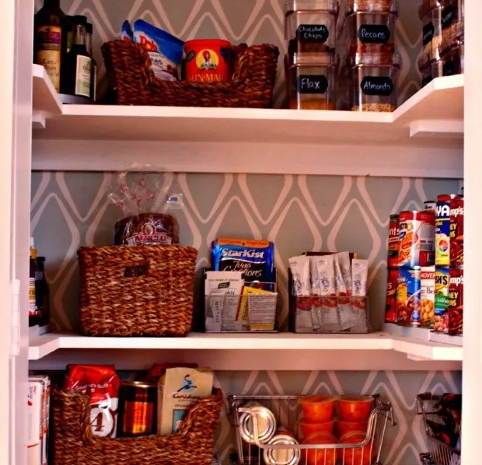 Unbelievable Pantry Transformation is a Dream Come True