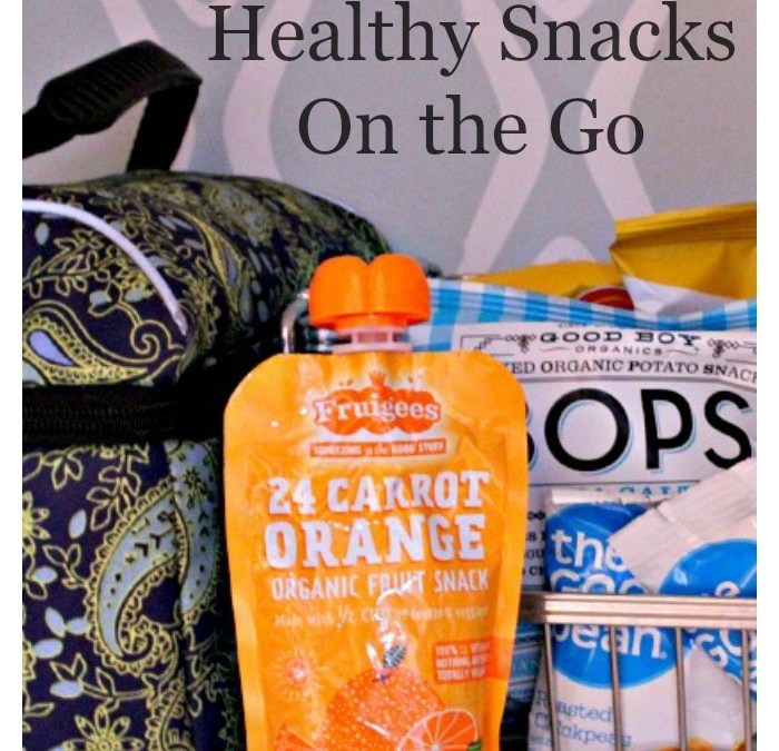 How to Pack Healthy Snacks On the Go