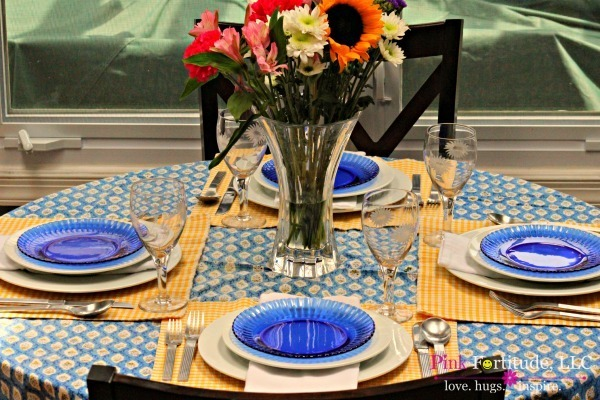 Bohemian Table by coconutheadsurvivalguide.com