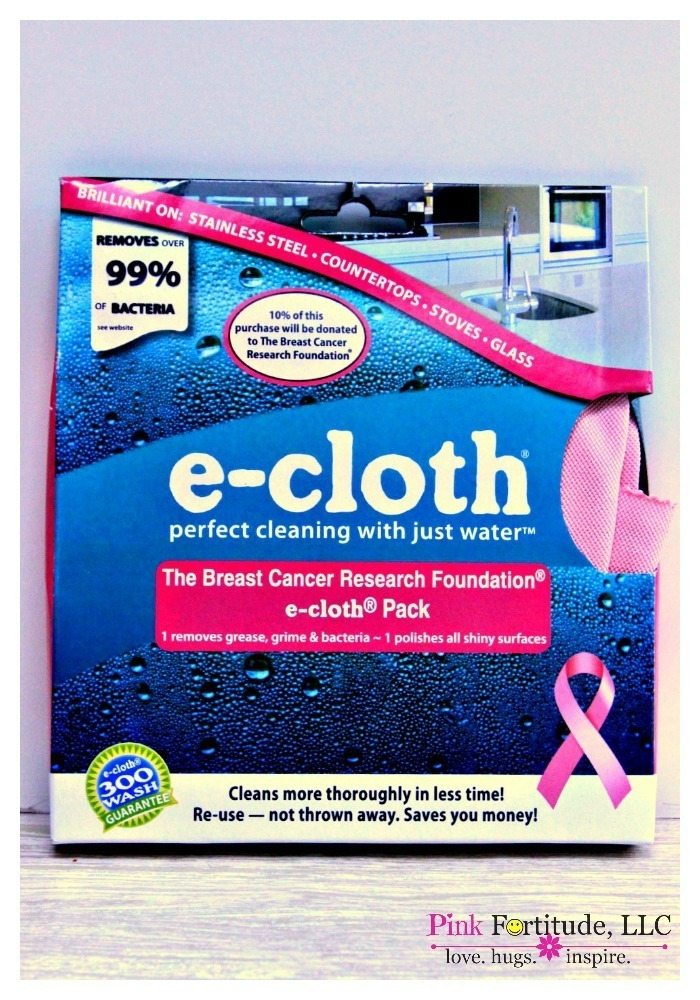e-cloth review all natural cleaning cloth by coconutheadsurvivalguide.com