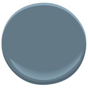 HC-159 Benjamin Moore Philipsburg Blue