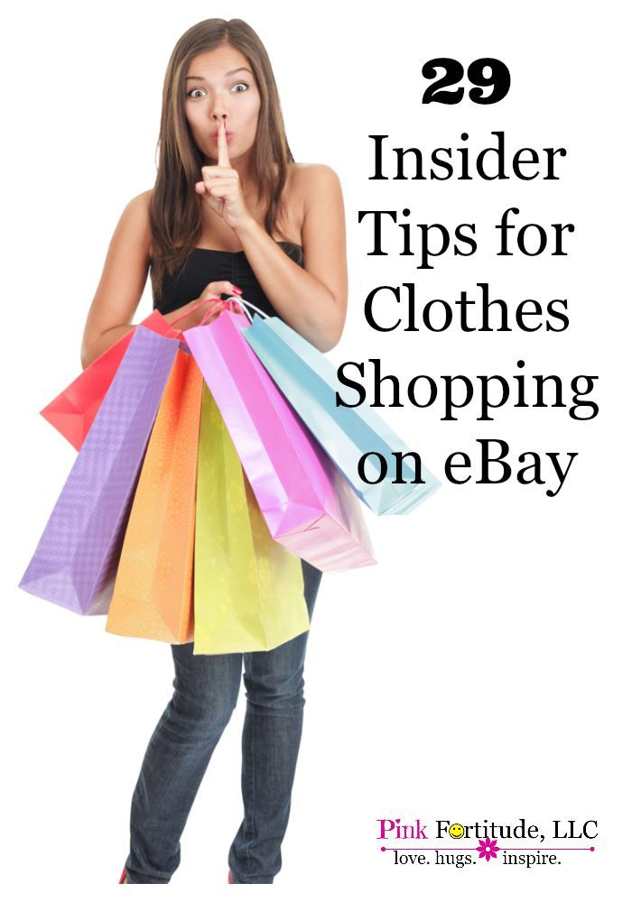 29 Insider Tips for Clothes Shopping on eBay by coconutheadsurvivalguide.com