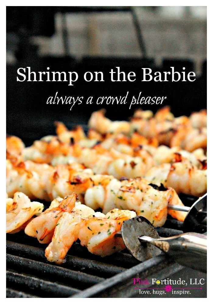 Shrimp on the Barbie is one of my favorite summer dinners. It's quick and easy to make, and my entire family loves it. This recipe certainly isn't new, but it's our family favorite and is always perfection. And PS - it's Paleo, Whole30, and Keto. Get the recipe...