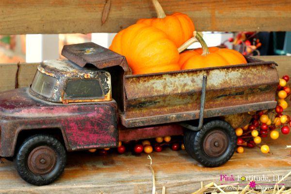 Junkin Pumpkins