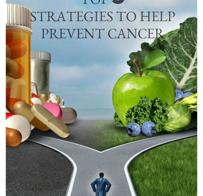 The Top 5 Strategies to Help Prevent Cancer