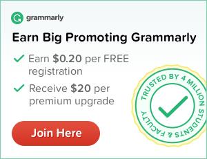 Promote Grammarly
