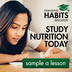 Changing Habits Nutrition Course