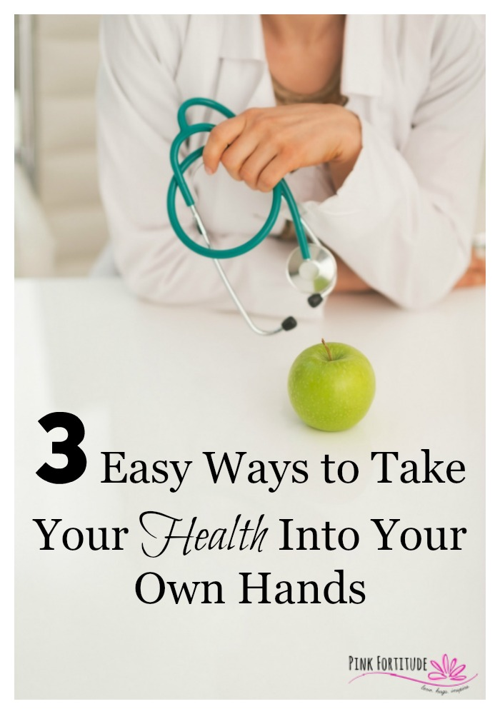 Sometimes, even with the best of intentions, your doctors will fail you. We live in a society where information is at our fingertips. Today I'm sharing my story of how I took ownership of my own health, and 3 easy ways that you can take your health into your own hands.