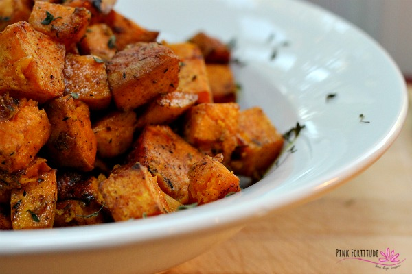 Healthy Sweet Potatoes – No Marshmallows Needed