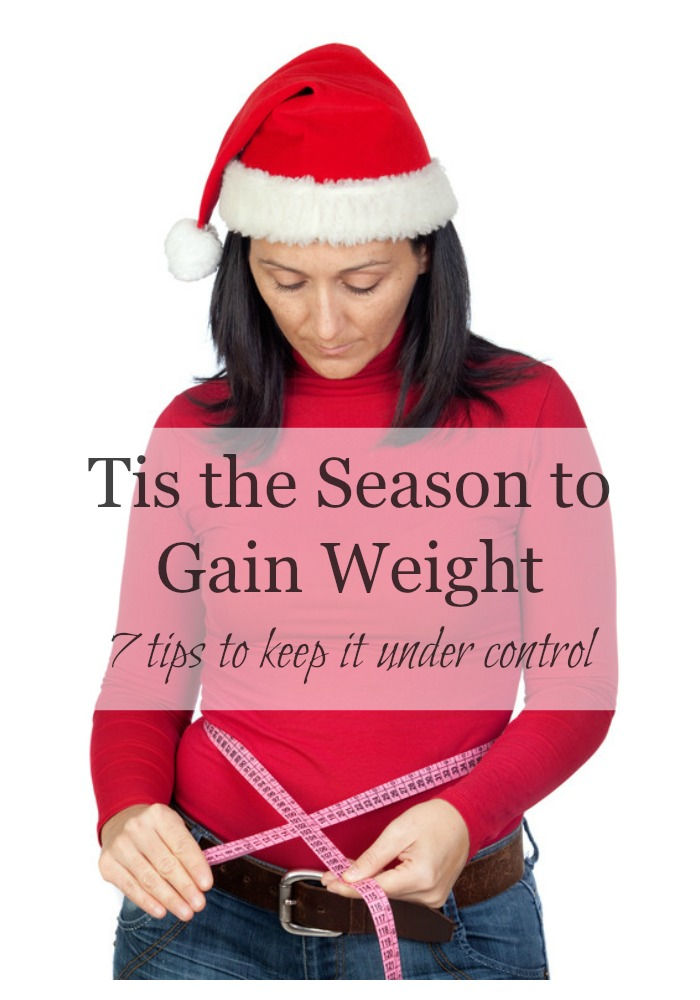 Tis the season to gain weight. I hate to say that, but it's the truth. Most Americans will pack on 5 - 10 lbs between Halloween and New Year's which leaves everyone setting resolutions in January to take it back off. Many get into this mindset that they will just enjoy the holidays and worry about the weight gain a few months from now but it doesn't have to be that way. In fact if you are strategic about things, you can prevent that weight gain and maybe even lose some weight between now and the New Year. Here's how.