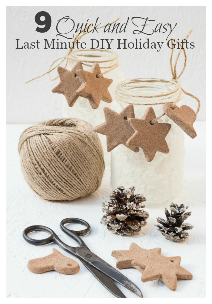 9 quick and easy last minute diy holiday gifts pink fortitude llc you purchased the most thoughtful presents ever you even picked solutioingenieria Image collections