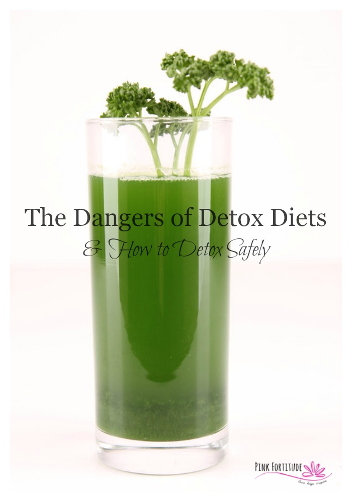 Detox cleanses are all the rage. Gwyneth Paltrow and Beyoncé do it. Dr. Oz promotes them. When done properly, the benefits are life changing. Improperly administered, they can be extremely dangerous, even deadly. Before you get caught up in the craze, here is some important information to keep in mind about how detoxes work, what to watch out for, and how to do them safely.