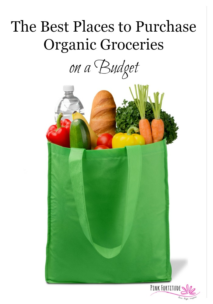 Shopping for organic groceries can be expensive and confusing. Your budget only goes so far. How do you prioritize which groceries to purchase organic or regular? How do you know which stores have the best prices? This guide will help you make decisions and create a game plan.