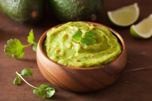 Guacamole Dip and Dressing – Whole30, Paleo, Keto