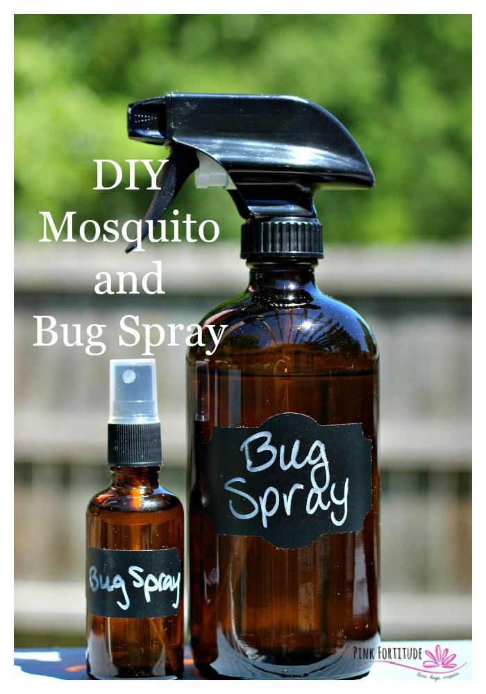 It's going to be another bad year for Zika and we're all looking for protection from the evil mosquito... and other bugs too! But who wants to spray all of those chemicals on you and your kids just to have some protection when you are outdoors? This quick and easy DIY offers an all-natural alternative to your mosquito and bug repellents!