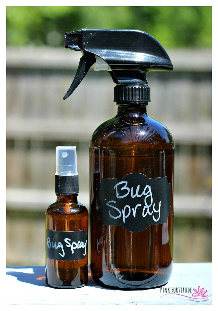 fix cracked glass with bug spray alcohol