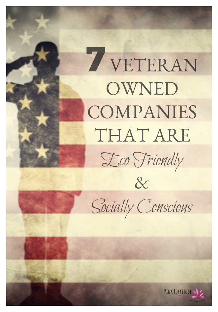 Our Veterans and their families have selflessly served our great country. Many become business owners after they leave the military. Are you looking for Veteran owned businesses to support? These are seven of the top Veteran-owned businesses, all of which are eco-friendly and/or have a socially conscious mission. Be sure to check them out...