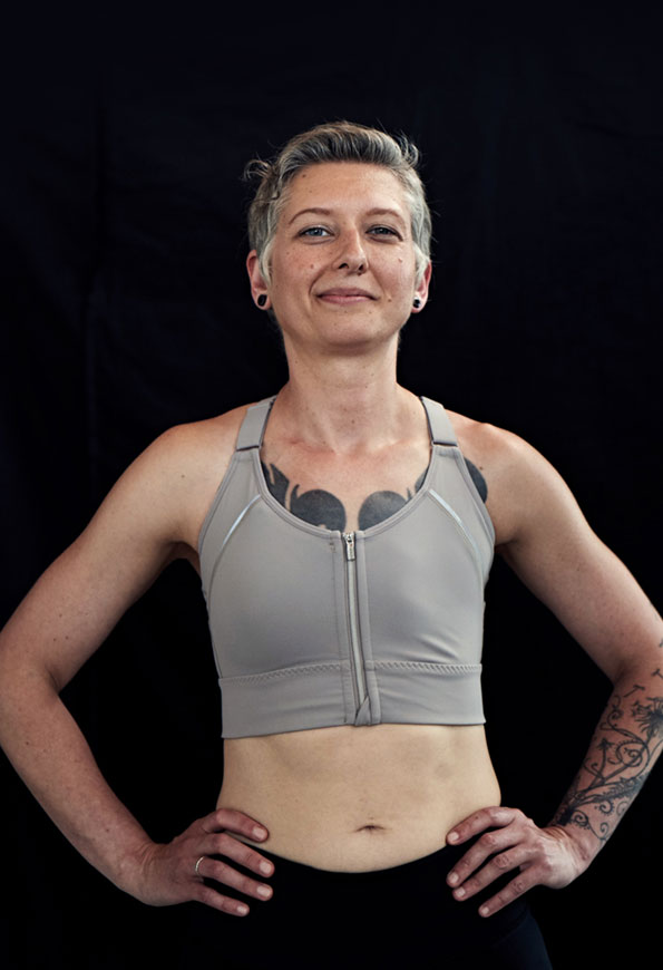 Empower Mastectomy Sports Bra by Athleta