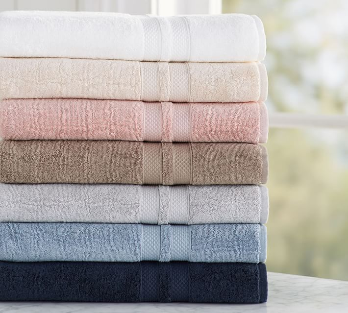 Organic Towels from Pottery Barn