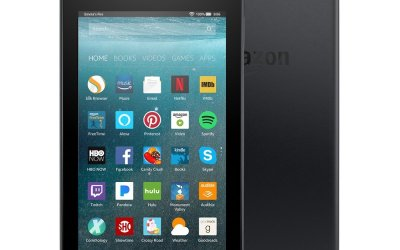 Amazon Fire 7 Tablet Giveaway
