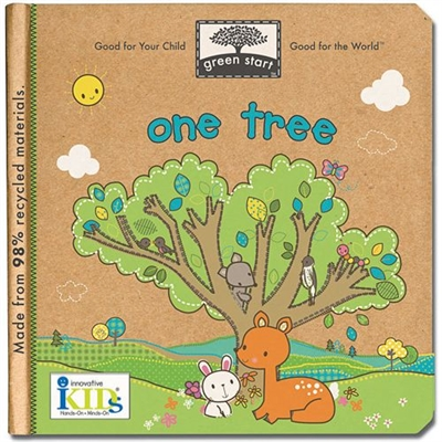 One Tree Eco Friendly Board Book