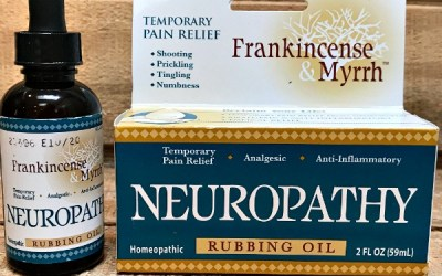 All-Natural Relief for Neuropathy Pain