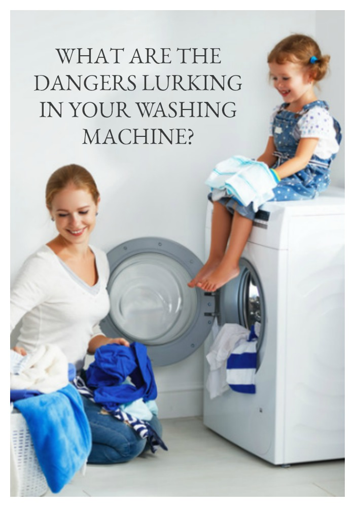 It's a simple task we do daily or weekly. We wash our clothes, towels and sheets. But do you know the dangers lurking in your washing machine? You need to read this before adding that laundry detergent. The dangers of these ingredients will surprise you.