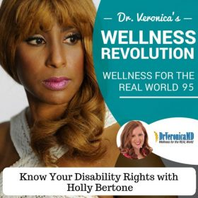Know Your Disability Rights Podcast with Dr. Veronica Anderson