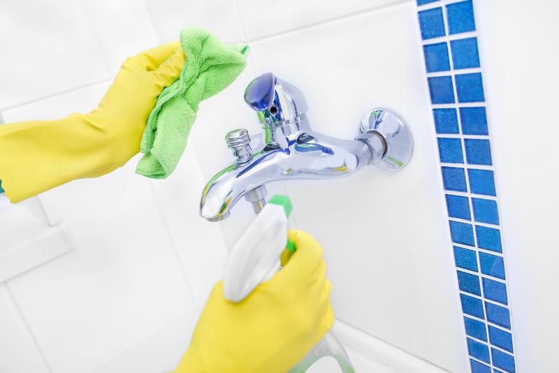 Super Simple Shower Cleaner DIY