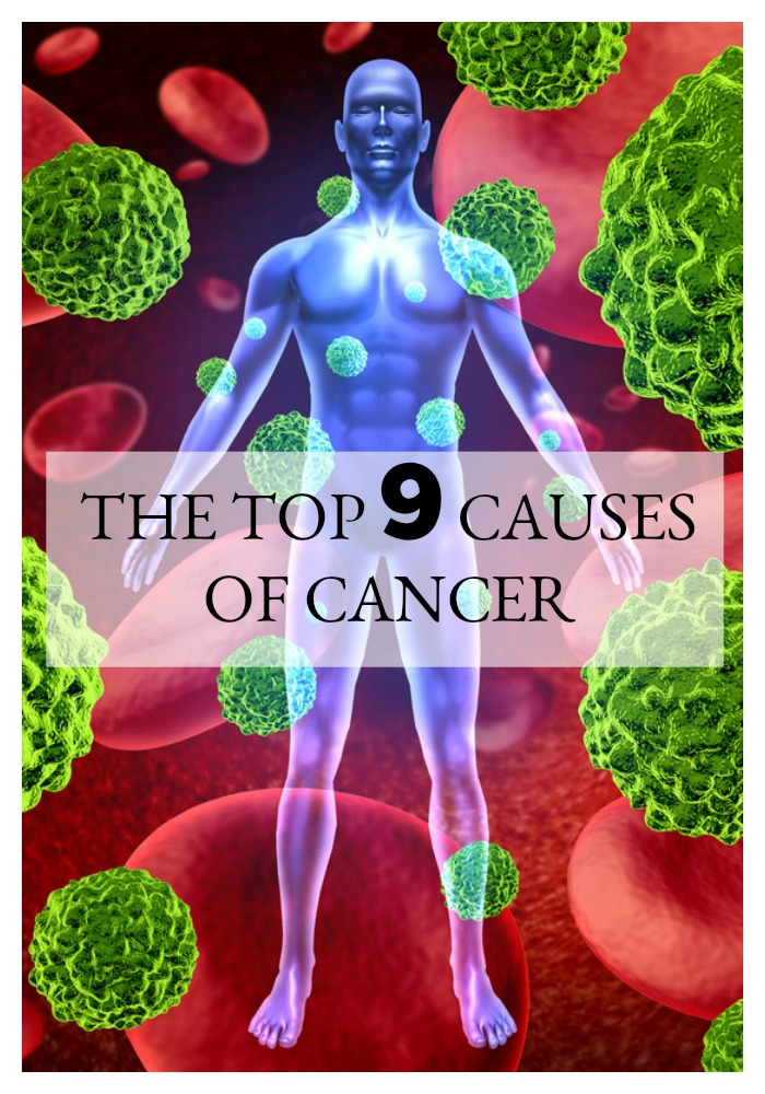 """If we could pinpoint the causes of cancer, we would never get it again, right? If only it were that simple. When it comes to disease, there's an old saying that says, """"Genetics loads the gun; your environment pulls the trigger."""" There are many factors. Here are the top 9 you need to consider."""