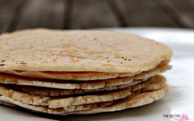 Gluten Free and Grain Free Tortillas