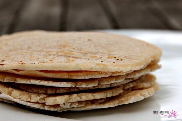 Gluten Free and Grain Free Tortillas