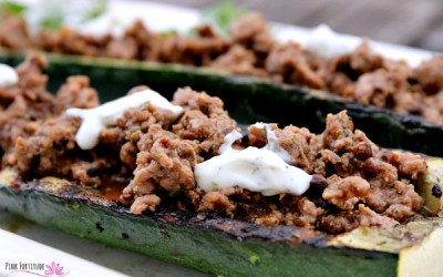 Lamb and Zucchini Boat – Whole Food and Paleo Friendly