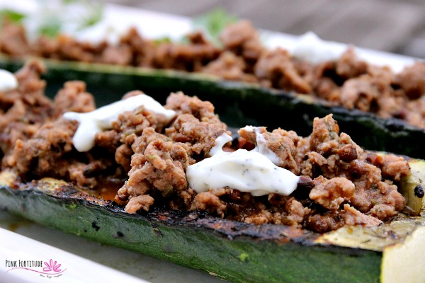 Are you looking for a quick and easy dinner that your entire family will love? And oh, by the way, is made with whole foods and ingredients and can be made Paleo and dairy-free? This lamb and zucchini boat dinner will take you 20 minutes start to finish and you can make it on the grill, skillet, or oven. PS - while you can enjoy it any time, it's best during your bountiful summer zucchini harvest! Get the recipe...