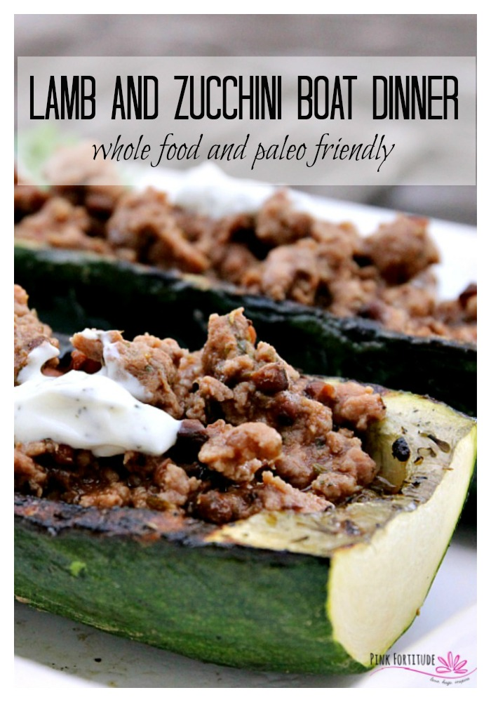 Are you looking for a quick and easy dinner that your entire family will love? And oh, by the way, is made with whole foods and ingredients and can be made Paleo, Whole30, and dairy-free? This lamb and zucchini boat dinner will take you 20 minutes start to finish and you can make it on the grill, skillet, or oven. PS - while you can enjoy it any time, it's best during your bountiful summer zucchini harvest! Get the recipe...