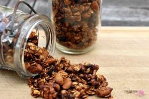Pumpkin Spice Granola – Gluten Free