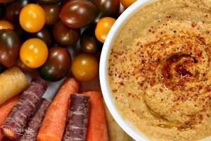Smokey Chipotle Pumpkin Hummus