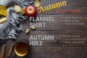 5 Autumn Diffuser Blends to Welcome Fall