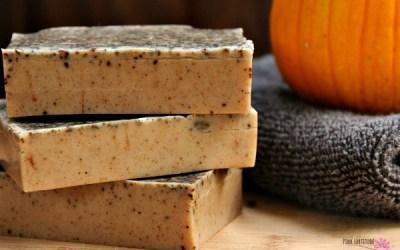 Pumpkin Spice Latte Soap – All Natural DIY