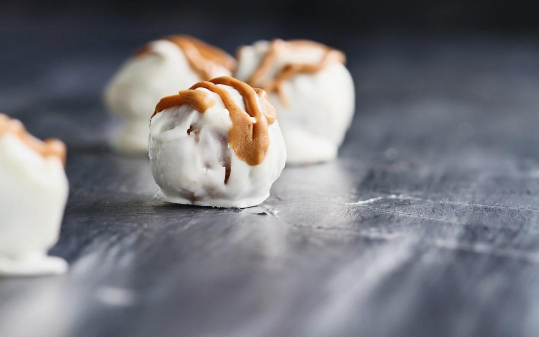Snickerdoodle Cookie Pops – Gluten Free and Vegan
