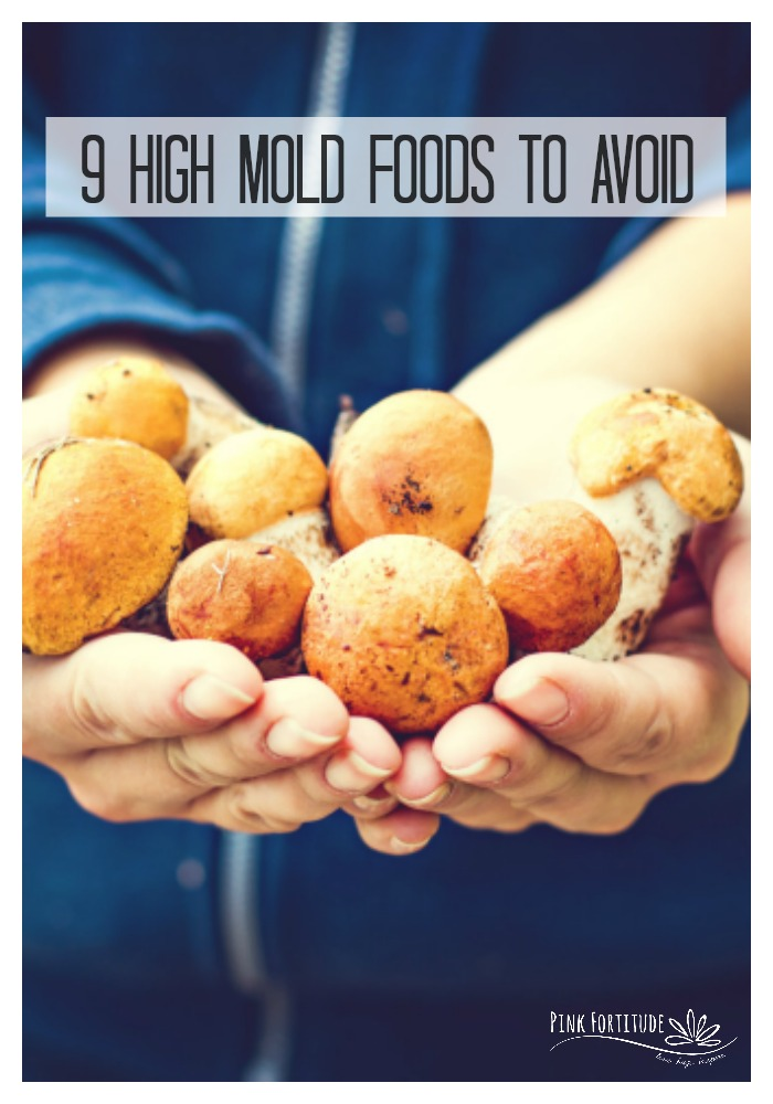 You may have learned that 25% of the population has a sensitivity to mold. If you are concerned about foods that are higher in mold mycotoxins, we have a list of 9 high mold foods to avoid. And PS - #3 will surprise you!