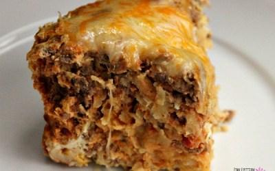 Crock Pot Fiesta Breakfast Casserole (comfort + Paleo + Whole30 options)