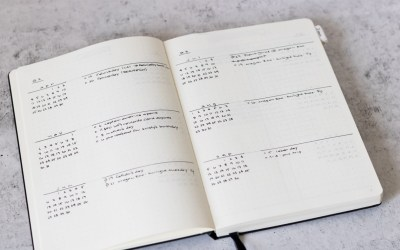53 Creative Future Log Ideas for Your Bullet Journal