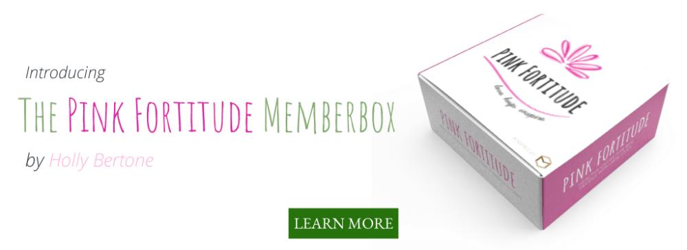 Pink Fortitude Memberbox