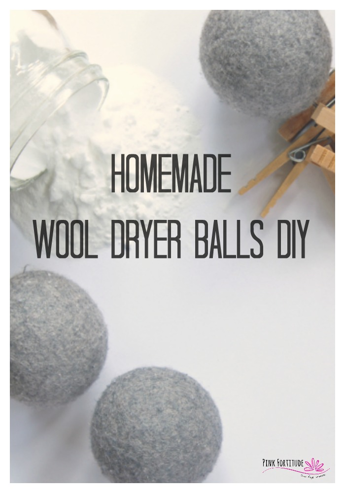 Do you love your eco-friendly and all-natural laundry room? But are you still using chemical-laden dryer sheets? Making yourown homemade wool dryer balls may seem like an arduous process. Fear not, it's not as difficult as it looks. We've broken it down step by step in an easy to follow process. Get the DIY...